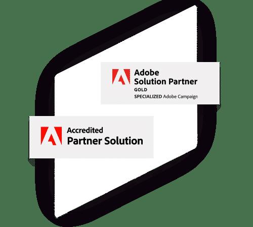 Adobe Solution Partner Accredited Partner Solution